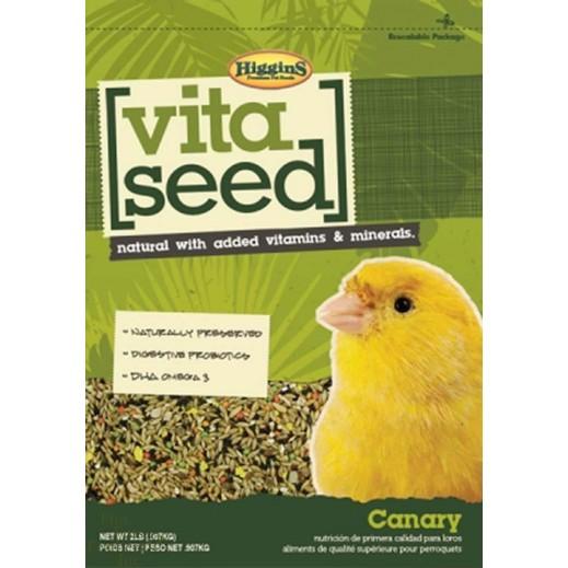 هيجينز فيتا – بذور لطائر الكناري 2 رطل