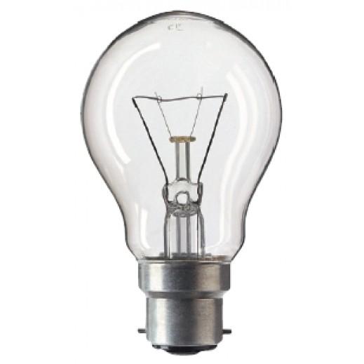فيليبس – مصباح شفاف B22 – بقوة 40 واط