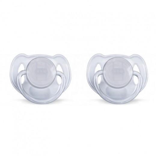 فيليبس – لهاية الأطفال من عمر يوم حتى 6 أشهر – شفاف × 2 حبة