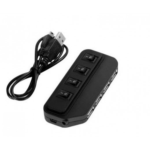 4-Port USB 2.0 Hi-Speed