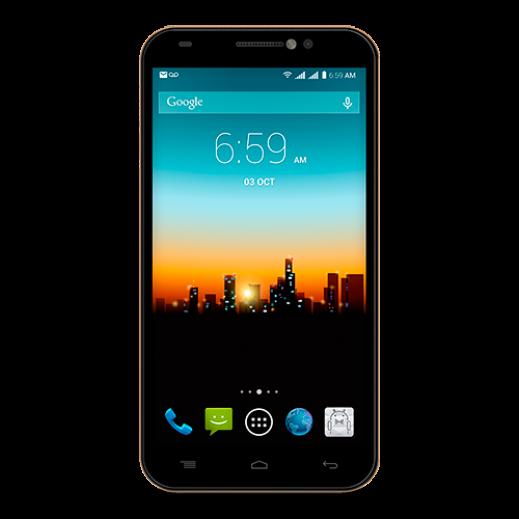جوال POSH TITAN PRO HD شريحتين ذاكرة 8 جيجابايت، 4G LTE - اسود