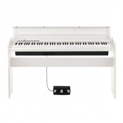 كورج - ديجيتال بيانو، اللون أبيض  - يتم التوصيل بواسطة Salmeen