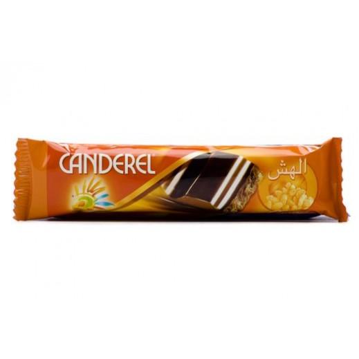 كاندريل - شوكولاتة الحليب بالهش 27 جم
