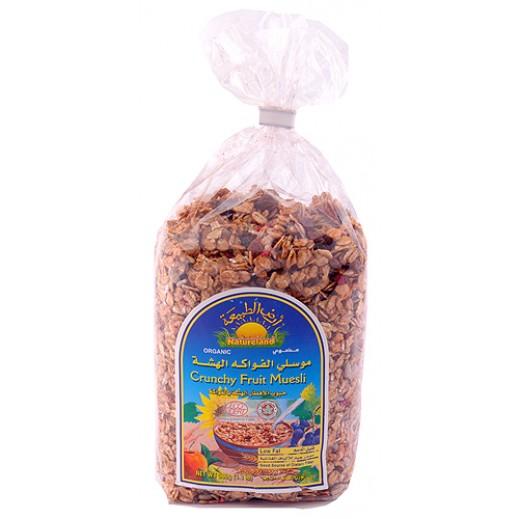 أرض الطبيعة - موسلي الفواكه الهشة 500 جم