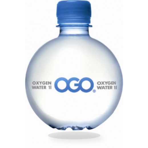 اوجو - ماء الاكسجين 330 مل - الماء الذي يتنفس