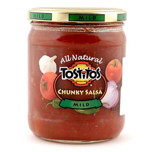 فريتولاي – صلصة طماطم حمراء معتدلة توستيتوس للتغميس 439.4 جم