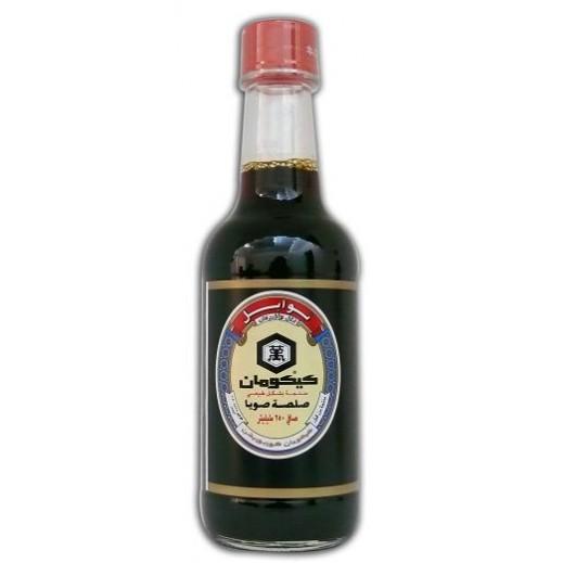 كيكومان – صلصة الصويا 250 مل
