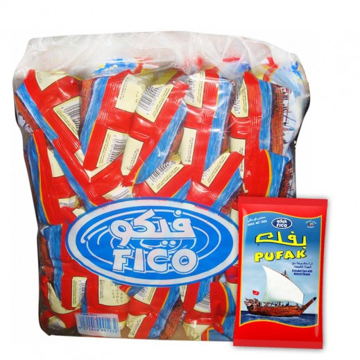 """فيكو – بفك """" سفينة """" ذرة منفوخة بطعم الجبنة الطبيعية 23 جم × 20 حبة"""