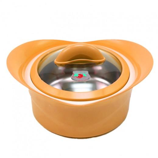 ميلتون – كاسرول  ريجاليا لحفظ الطعام 2.5 لتر - برتقالي