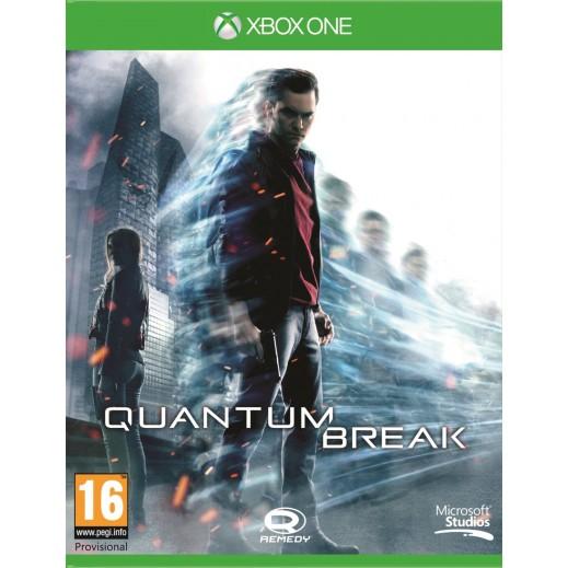 لعبة Quantum Break ل أكس بوكس ون -PAL