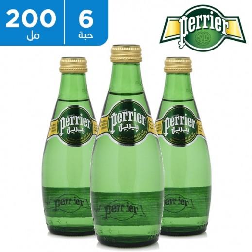 بيريه - مياه معدنية طبيعية 6 حبة × 200 مل