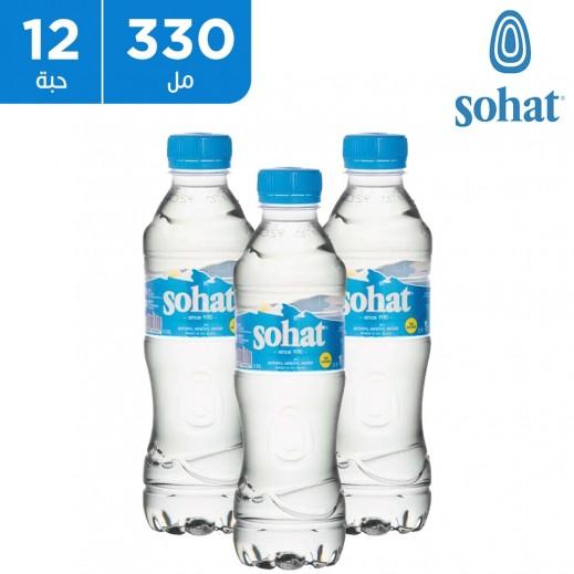 صحة - مياه معدنية طبيعية 12 × 330 مل