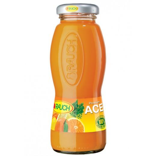 راوخ - عصير برتقال وجزر وليمون 200 مل