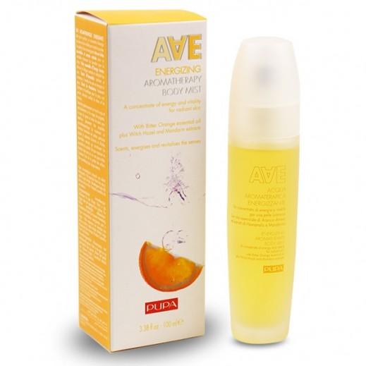 """بوبا – ماء علاجي معطر """"AVE"""" يزود الطاقة والحيوية للجسم 100 مل"""
