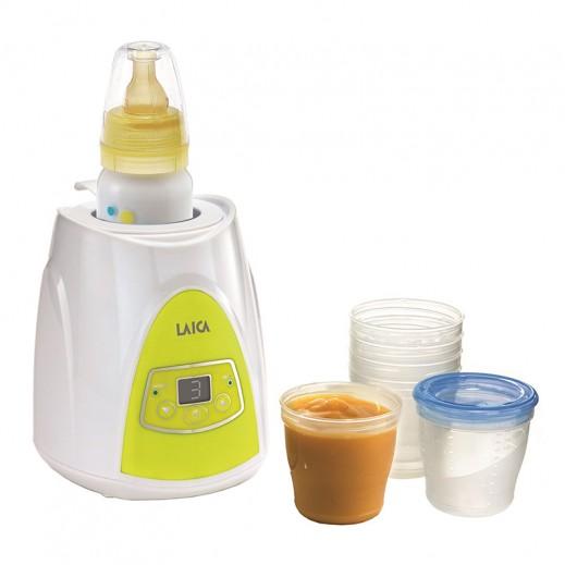 BC1004 - لايكا - الرقمية لتسخين الرضّاعة والطعام