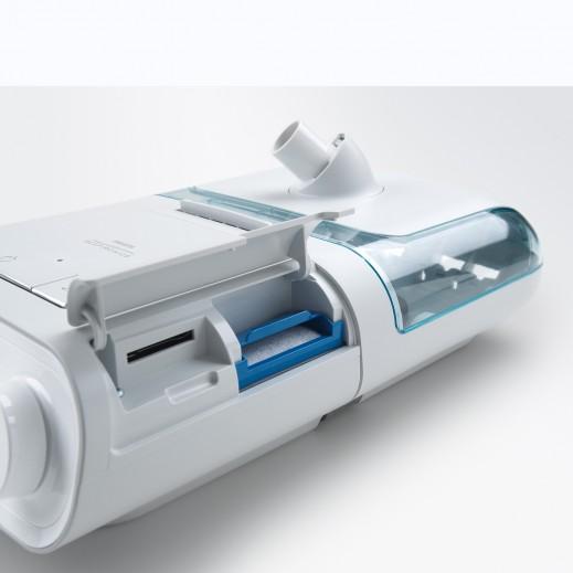 """فيليبس ريسبرونكس – جهاز التنفس القياسي """"Dreamstation"""" مع مرطب هواء - يتم التوصيل بواسطة Al Essa Company"""