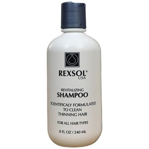 ريكسول - شامبو مقوي  للشعر الرقيق والضعيف 240 مل