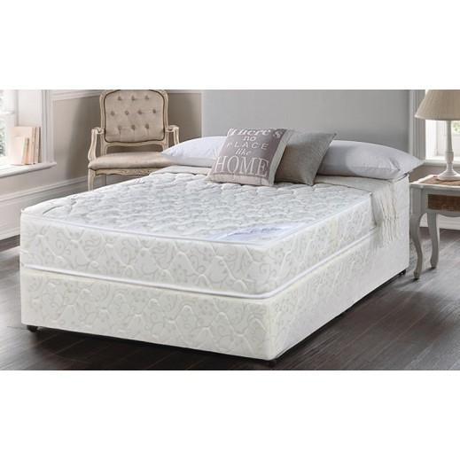 فرشة سرير رويال مع القاعدة - يتم التوصيل بواسطة Abbas Al-Hazeem Company
