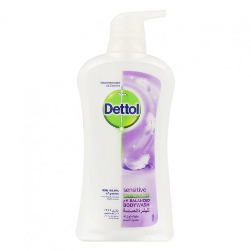 ديتول – غسول للجسم للعناية بالبشرة الحساسة - 500 مل