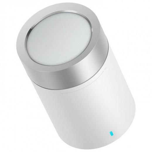 شاومى - Mi Pocket مكبر صوت بلوتوث – ابيض