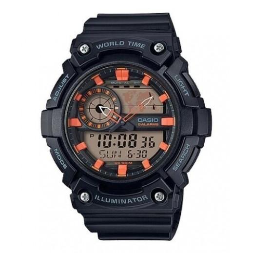 كاسيو - ساعة يد للرجال كاجوال رقية  - يتم التوصيل بواسطة Veerup General Trading