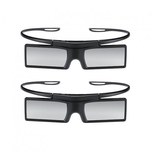 f5e3ebaff سامسونج – 2 نظارة 3D ثلاثية الأبعاد موديل