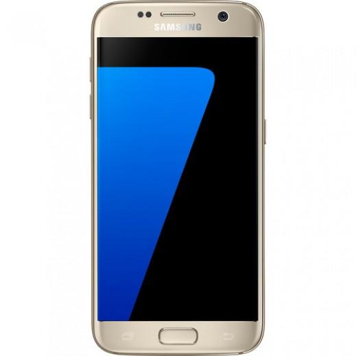 سامسونج جالكسي S7 سعة 32 جيجابايت LTE ذهبي