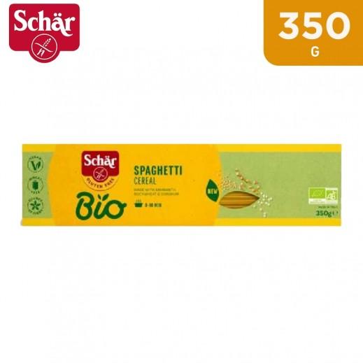 شار معكرونة اسباجتي عضوية خالية من الغلوتين 350 جم