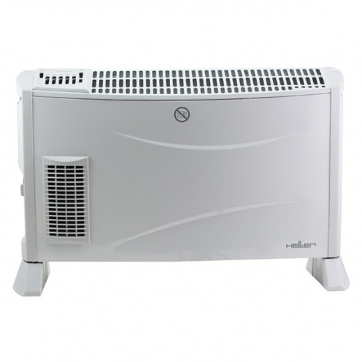 هيلر - دفاية مع تدوير للهواء الساخن 2,000 واط
