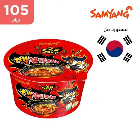 ساميانج – شعيرية نودلز رامن الحارة بنكهة الدجاج 105 جم