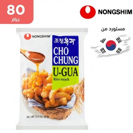 نونجيشيم - وجبة تشو تشونغ يو-غوا 80 جم