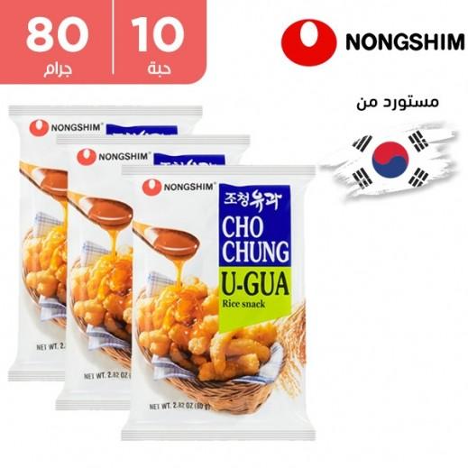 نونجيشيم - وجبة تشو تشونغ يو-غوا 10 × 80 جم