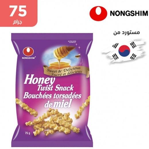 نونجيشيم - وجبة سناك بالعسل 75 جم