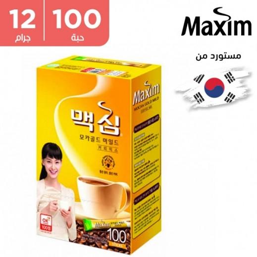 دونجسيو – ماكسيم كوفي ميكس قهوة فورية مع كريمة من غير الألبان 12 جم (100 كيس)