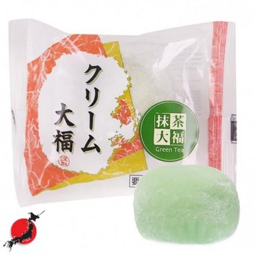 ميناتو سايكو - كعكة الأرز بنكهة الشاي الأخضر 60 جم