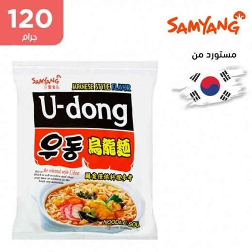 ساميانج – شعيرية نودلز ادونج 120 جم