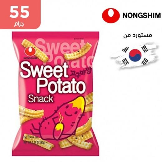 نونجيشيم - سناك البطاطا الحلوة 55 جم