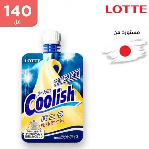 لوت - آيس كريم كوليش بنكهة الفانيلا 140 مل