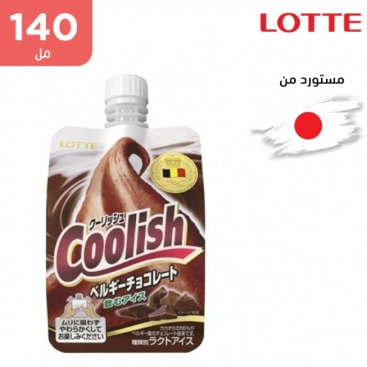لوت - آيس كريم كوليش بنكهة الشوكولاته 140 مل