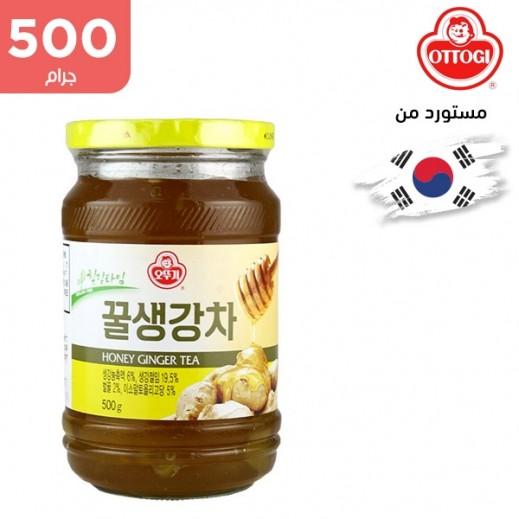 اوتوجي - شاي زنجبيل مع العسل 500 جم