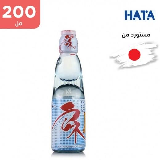 هاتا كيوسان – مشروب رامون بنكهة التفاح 200 مل