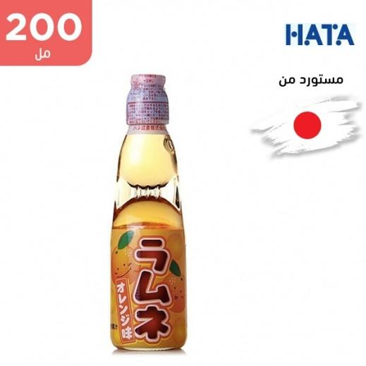 هاتا كيوسان – مشروب رامون بنكهة البرتقال 200 مل