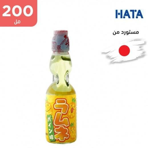 هاتا كيوسان – مشروب رامون بنكهة الأناناس 200 مل