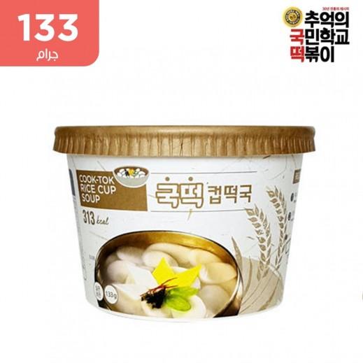 اس جي كور حساء الأرز كوك توك سريع التحضير 133 جم
