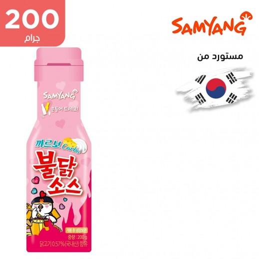 ساميانج صوص بولداك كاربونارا 200 جم