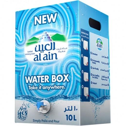 العين - مياه شرب طبيعية 10 لتر
