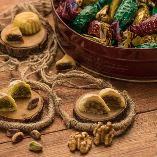 ميكس معمول صغير 1كجم - يتم التوصيل بواسطة Zalatimo Sweets