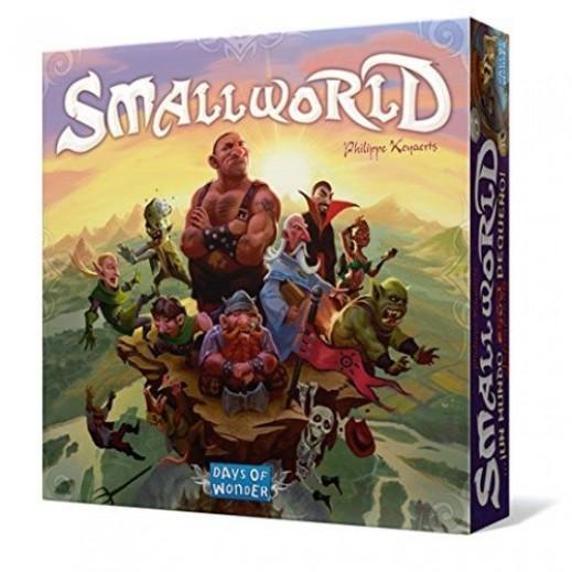 لعبة Small World