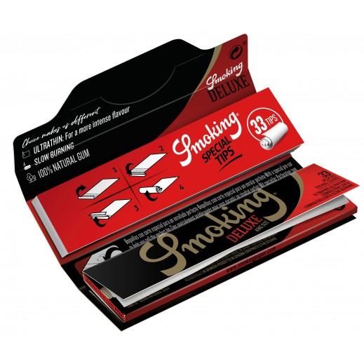 سموكينج - ورق سجائر لف ديلوكس حجم كبير