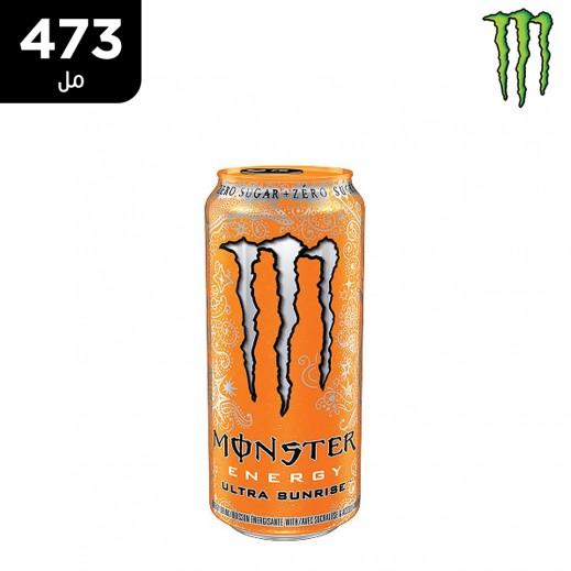 مونستر ألترا صن رايز مشروب طاقة 473 مل